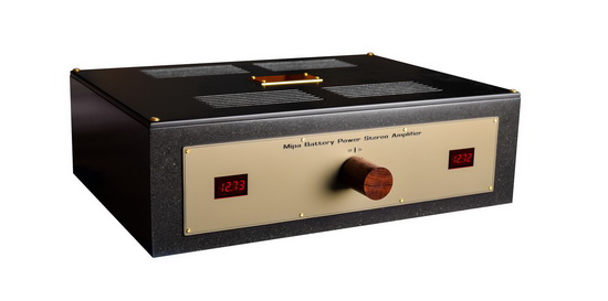Mipa Power Amplifier